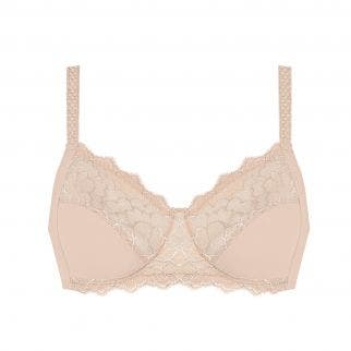 Soft cup bra - Peau Rose