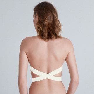 Plunging back accessory Natural