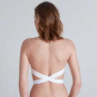 Plunging back accessory White