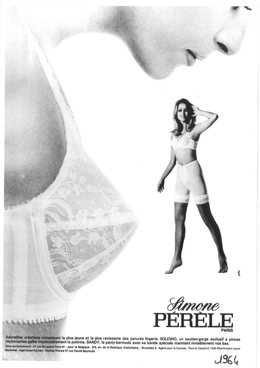 Découvrez Simone Pérèle